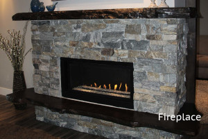 Home Page Fireplace